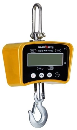 45643502 Waga hakowa Steinberg Systems SBS-KW-1000Y LCD (udźwig: 1T)