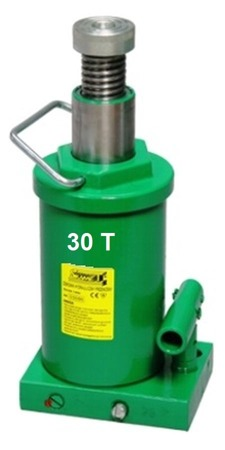 6276350 Podnośnik hydrauliczny jednotłokowy - niski (wysokość podnoszenia min/max: 200/360mm, udźwig: 30T)