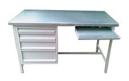 77156900 Stół warsztatowy, 4 szuflady (wymiary: 1800x700x750 mm)