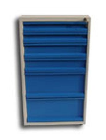 77157166 Szafka narzędziowa, 6 szuflad (wymiary: 1000x600x600 mm)