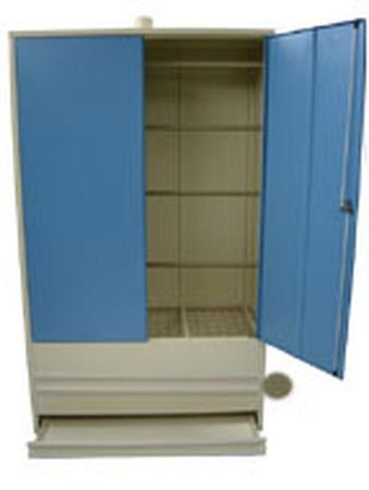 77157293 Szafa do suszenia odzieży, 4 półki (wymiary: 1800x900x600 mm)
