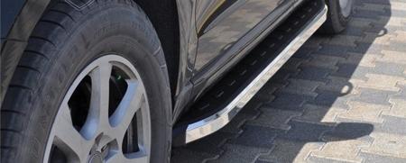 DOSTAWA GRATIS! 01655674 Stopnie boczne - Audi Q5 2008-2016 (długość: 182 cm)
