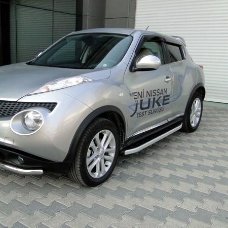 DOSTAWA GRATIS! 01655739 Stopnie boczne - Nissan Juke (długość: 171 cm)