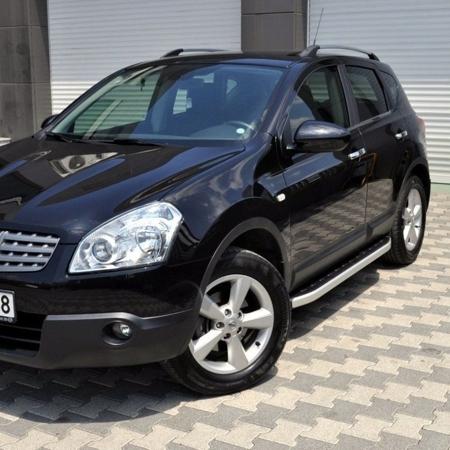DOSTAWA GRATIS! 01655750 Stopnie boczne - Opel Mokka (długość: 161-164 cm)