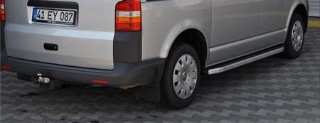 DOSTAWA GRATIS! 01655776 Stopnie boczne - Volkswagen T5 & T6 2015+ short (długość: 205-217 cm)