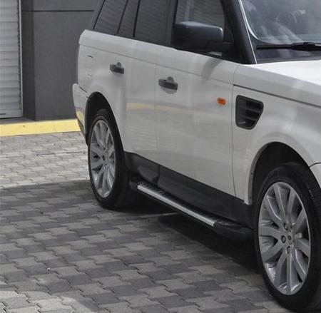 DOSTAWA GRATIS! 01656038 Stopnie boczne - Land Rover Range Rover Sport 2005-2013 (długość: 182 cm)