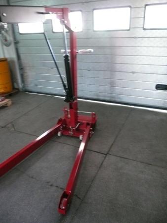 DOSTAWA GRATIS! 0301649 Żurawik warsztatowy przewoźny (udźwig: 1000 kg)