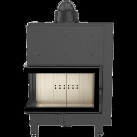 DOSTAWA GRATIS! 30046765 Wkład kominkowy 15kW MBO BS (lewa boczna szyba bez szprosa) - spełnia Ekoprojekt