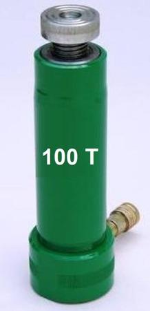 DOSTAWA GRATIS! 62725764 Siłownik hydrauliczny (wysokość podnoszenia min/max: 293/403mm, udźwig: 100T)