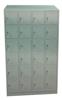 00150545 Szafa skrytkowa z daszkiem, 4 segmenty, 24 skrytki (wymiary: 2135x1190x480 mm)
