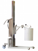 24254145 Wózek manipulacyjny elektryczny do przenoszenia rolek (udźwig: 40 kg)