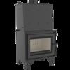 DOSTAWA GRATIS! 30046805 Wkład kominkowy 12kW AQUARIO Z14 PW  z płaszczem wodnym, wężownicą (szyba prosta)